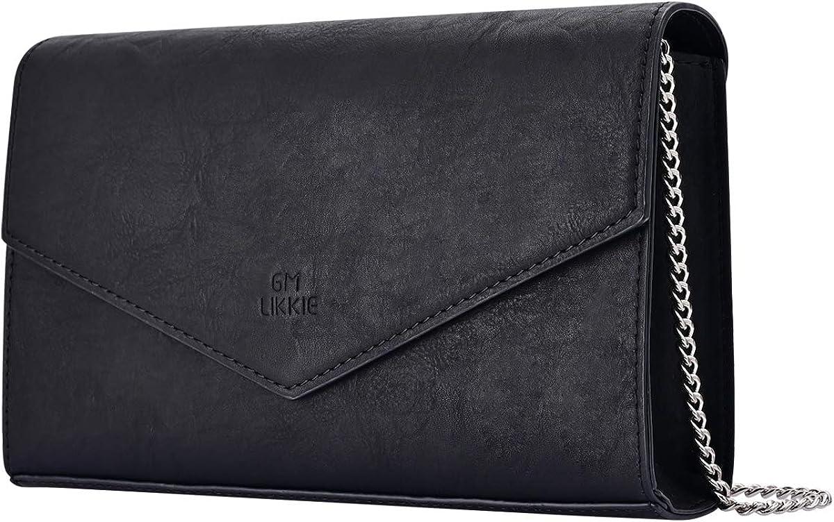 Branded goods Clutch Excellent Purse for Women GM Evening C Envelope LIKKIE Bag
