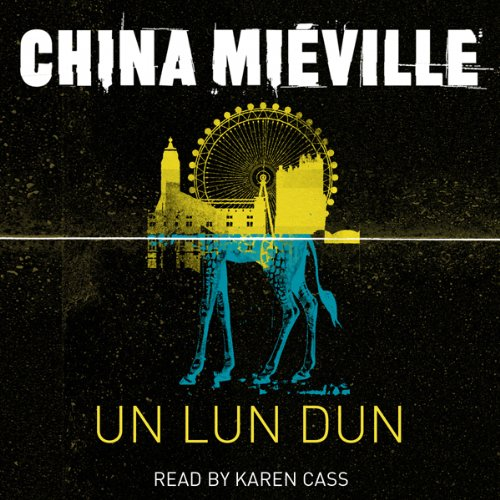 Un Lun Dun audiobook cover art