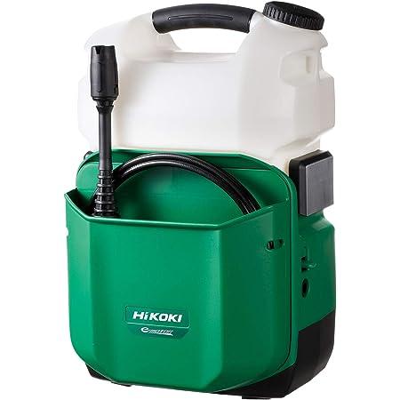 HiKOKI(ハイコーキ)旧日立工機 18V コードレス高圧洗浄機 充電式 6.0Ahリチウムイオン電池、急速充電器付 AW18DBL(LYP)