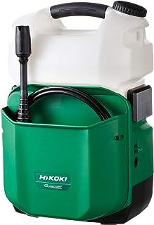 HiKOKI(ハイコーキ) 旧日立工機 14.4V コードレス高圧洗浄機 充電式 容量8L タンク給水/水道接続/溜め水給水可能 蓄電池・充電器別売り 本体のみ AW14DBL(NN)