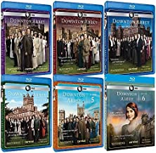 Masterpiece Classic: Downton Abbey: Seasons 1-6 Complete Collection (UK Edition) [Blu-ray]