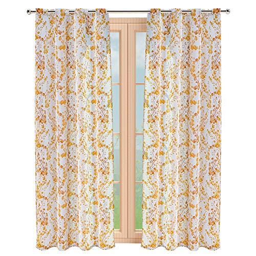 cortina con ollaos fabricante GRALI-DECOR