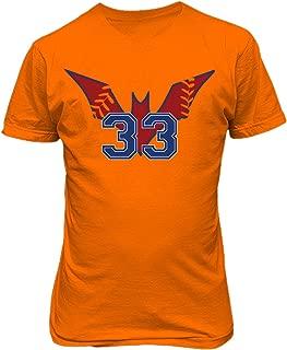 New York Matt Harvey Dark Knight Men's T-Shirt