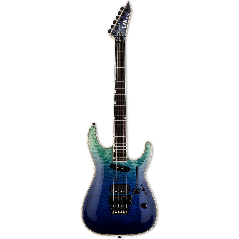 Cheap ESP LTD MH-1000HS Electric Guitar Violet Shadow Fade Black Friday & Cyber Monday 2019