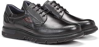 Fluchos | Zapato de Hombre | Celtic F0248 Salvate Negro C1 Zapato Confort | Zapato de Piel de Vacuno de Primera Calidad | ...