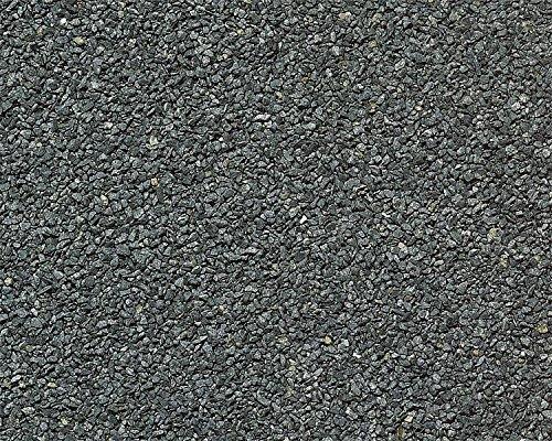 FALLER 171695 - Premium-Gleisschotter, 500 ml, dunkelgrau (für C-Gleis)
