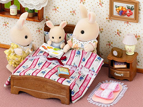 Sylvanian Families - 5019 - Set cama doble