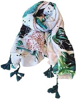 Vellette Femme à la mode pour femmes élégant Echarpe Souple Col Châle Enveloppant Foulard Étole
