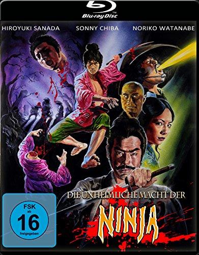 Die unheimliche Macht der Ninja [Blu-ray]