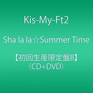 Sha la la☆Summer Time(DVD付)(初回生産限定盤B)
