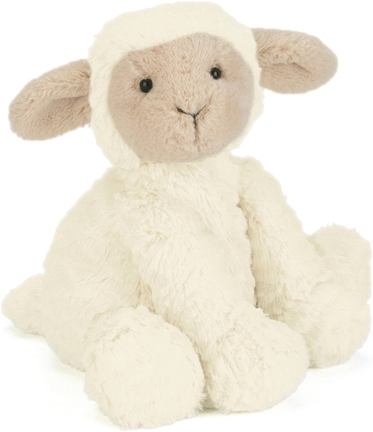 Jellycat Jellycat Fuddle Wuddle Lamb Stuffed Animal 9  23cm