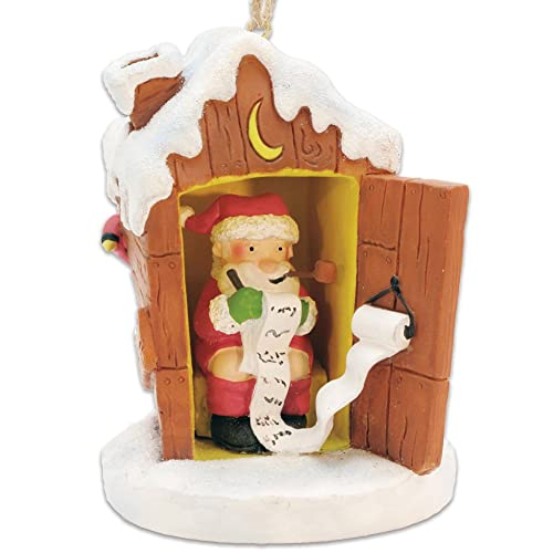 new product 4206a 0c936 Funny Christmas Ornaments: Amazon.com