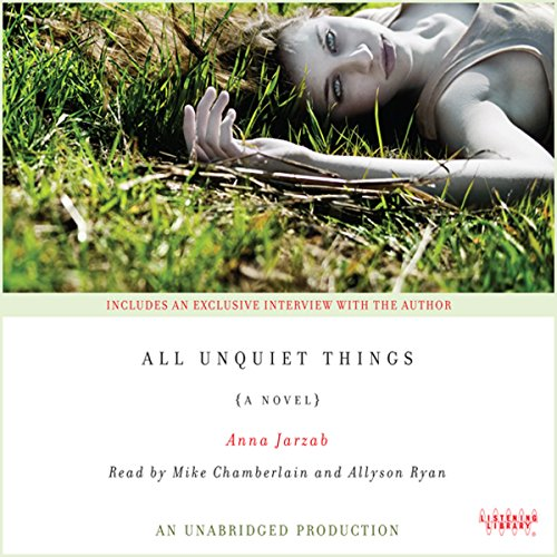All Unquiet Things cover art