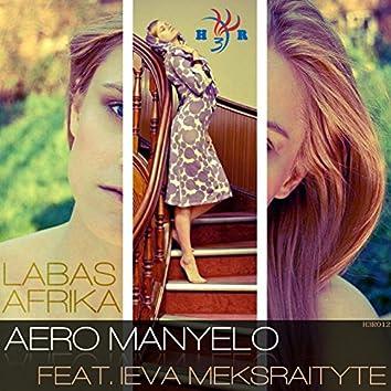 Labas Afrika (feat. Ieva Meksraityte)