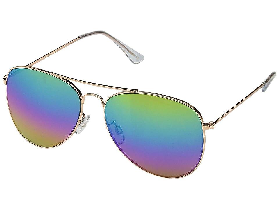 Steve Madden Madden Girl MG492125 (Rainbow) Fashion Sunglasses