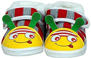 The First Baby Unisex Boy and Girl Imported Winter Booties Shoes