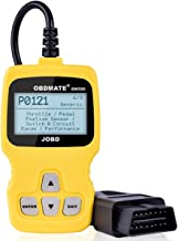 AUTOPHIX Japanese Vehicles Scanner OM500 JOBD Engine Code Reader for Toyota Nissan Honda etc(Yellow)