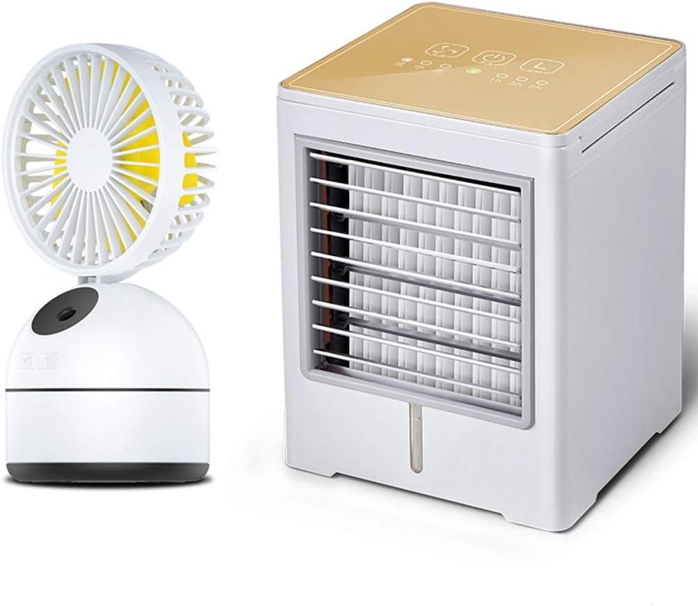 ZCX Mini Small air Conditioning Ranking TOP4 Desktop Bargain sale Refrigeration U Portable