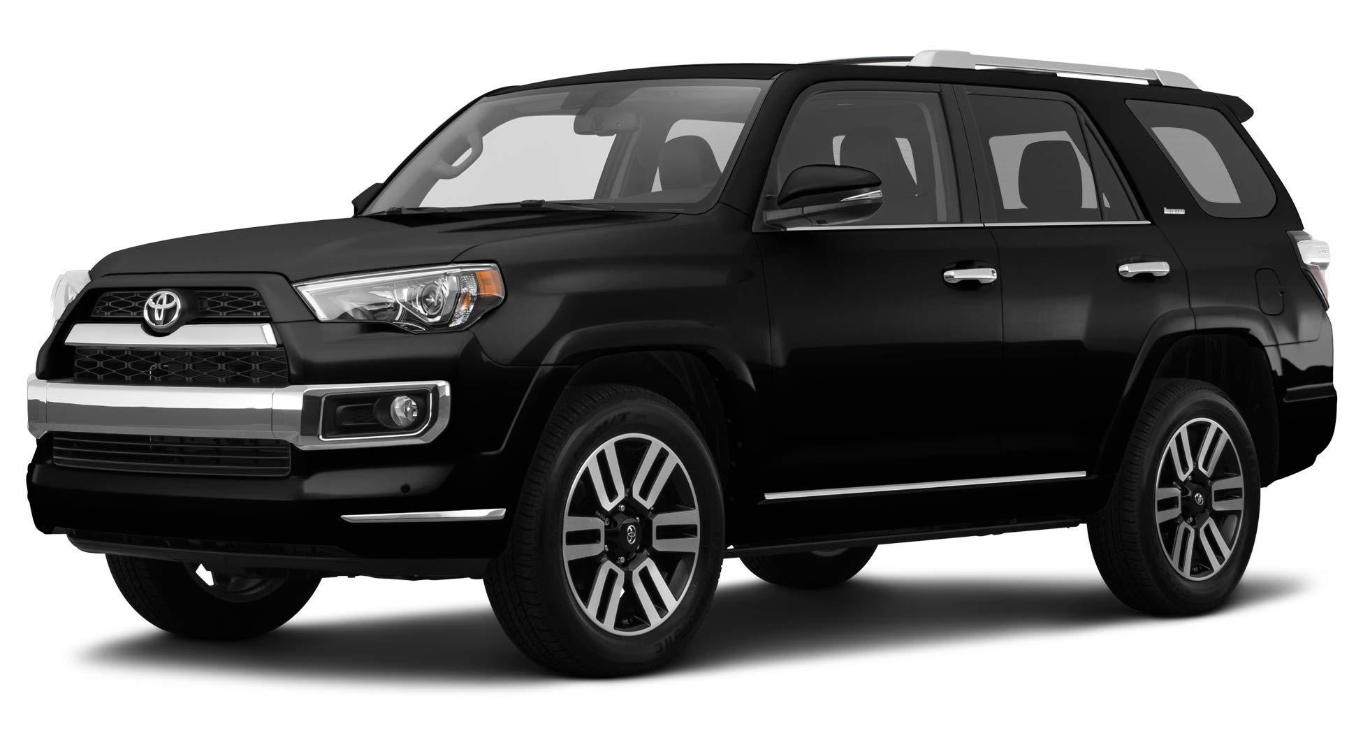 Black Toyota 4runner >> 2015 Toyota 4runner