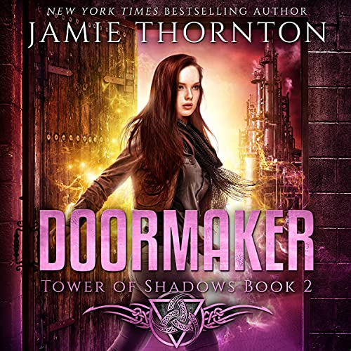Tower of Shadows Audiobook By Jamie Thornton cover art