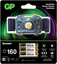 GP hoofdlamp 3x AAA 160 lumen