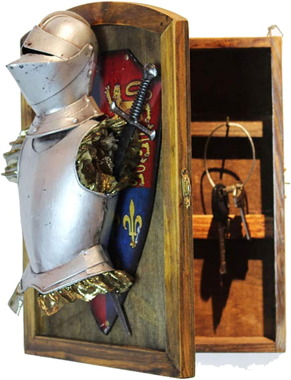 Todos los productos obtienen hasta un 34% de descuento. Knight Shield And Sword, Sword, Sword, Medieval Warrior Shield Llavero Vintage Bar Restaurant Key Box  compras online de deportes