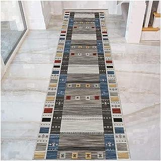HAIPENG Very Long Hallway Runner Rug, Non Slip Entry Carpet Perfect for Corridor Passage Staircase Entrance, Machine Washa...