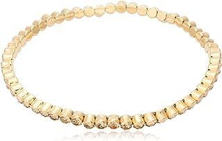 Daniel Swarovski Edition Women Crystal DSE Round Bracelet F/W 19
