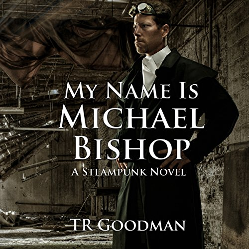 My Name Is Michael Bishop audiobook cover art