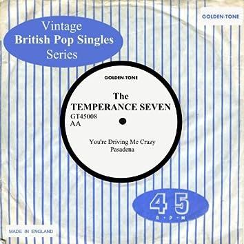 Vintage British Pop Singles: The Temperance Seven