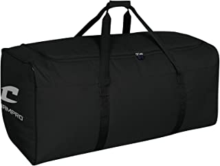 Champro Bolsa para Equipos de Gran tamaño (Negro, 36 x 16 x 16 Pulgadas)