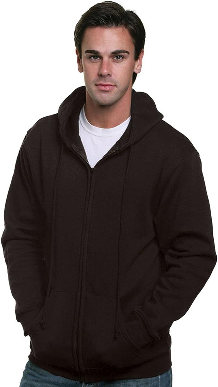 Bayside USA Made Full Zip Hood 900