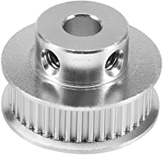 uxcell Aluminum GT2 40 Teeth 5mm Bore Timing Belt Pulley Flange Wheel for 3D Printer