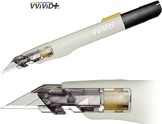 VViViD+ Premium Retractable Precision Balanced Multi-Use Utility Blade (1 Piece)