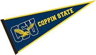 College Flags and Banners Co. Coppin State Pennant Full Size Felt