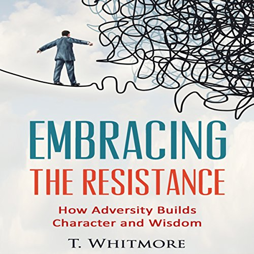 Embrace the Resistance audiobook cover art