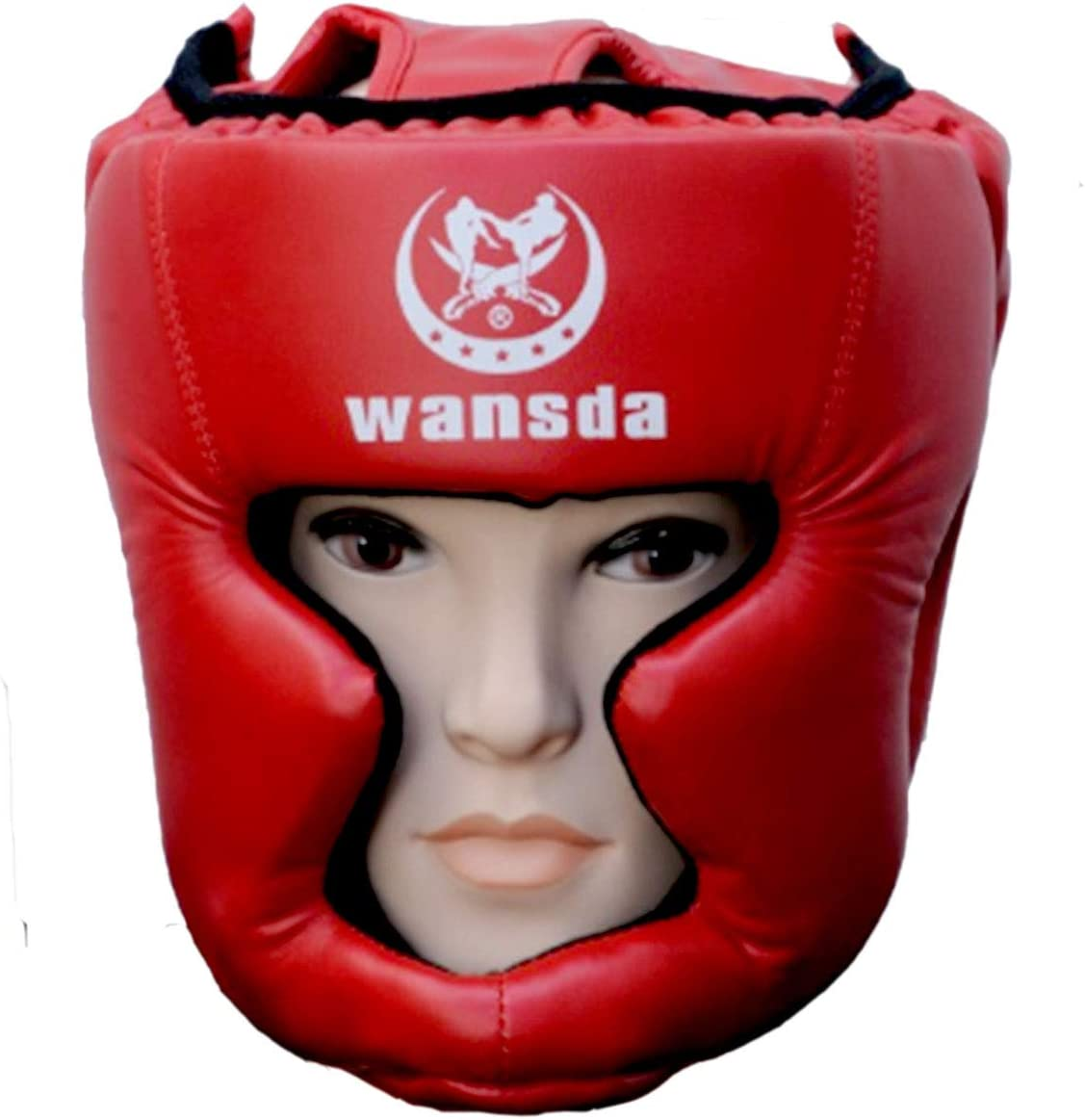 Kids Boxing Headgear Essential New popularity Leather Professional Ranking TOP13 Synthetic