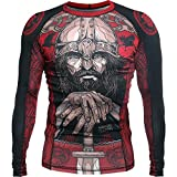 Rashguard Hardcore Training Viking 3.0-xl MMA BJJ Fitness Grappling Camiseta de...