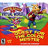 JumpStart 3D Virtual World - Quest For The Color Meister Age Rating:6 - 8