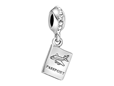 Pandora Passport Travel Dangle Charm Charms Bracelet