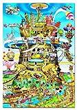 Educa 646772 - Puzzle 1500 Pzas La Torre De Babel