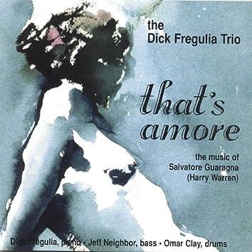 That's Amore: the Music of Salvatore Guaranga (Harry Warren)
