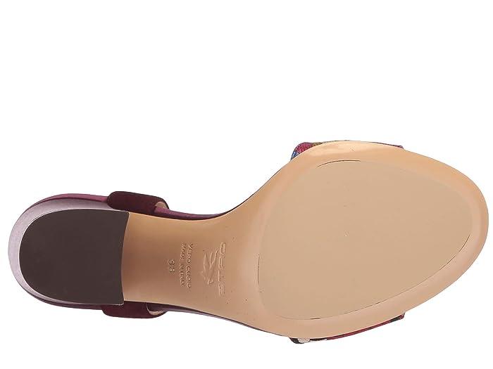 Etro Stampato Dcxbeo Sandalo Sku9093123 Rosa UpGSVqzM