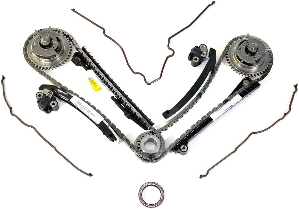 Free shipping anywhere in the nation Las Vegas Mall Ford 5.4L 3V Camshaft Drive Phaser Kit Repair Sprockets -