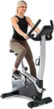 3G Cardio Elite Ub Upright Bike, Gray/Silver