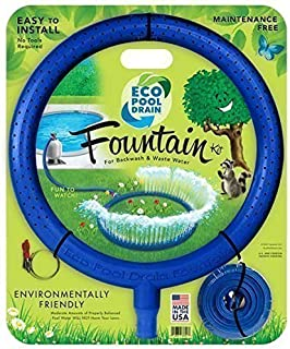 Best eco pool drain fountain Reviews