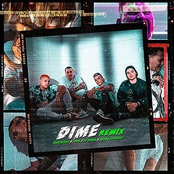 Dime (Remix)