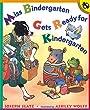back to school, picture books, Miss Bindergarten Gets Ready for Kindergarten, image