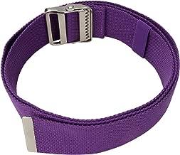 Walking Transfer Gait Belt with Belt Loop Holder for Caregiver, Nurse, Therapist 60