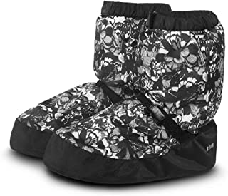 BLOCH Kids' Girl's Printed Warm Up Boot Slipper